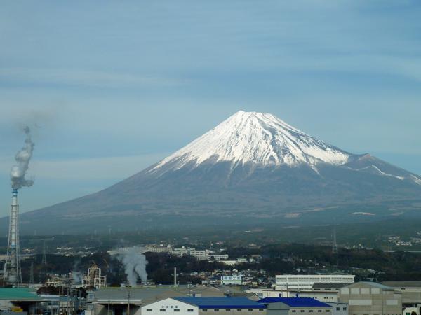 Fuji industriel