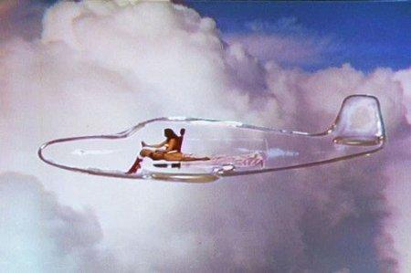 J'ai toujours aimé mes avions très propres