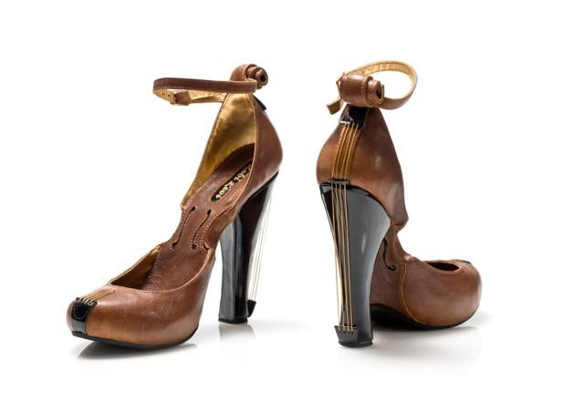 Footwear Art by Kobi Levi